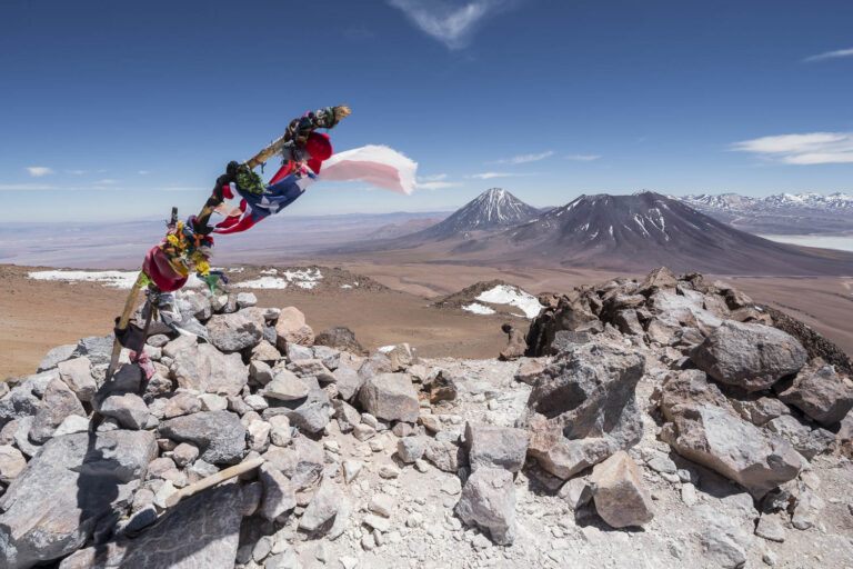 Ausblick vom Cerro Toco