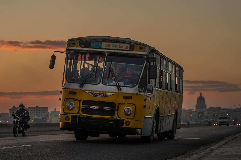 Südamerika Bus