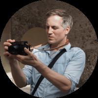 rundes Profilbild von Kai