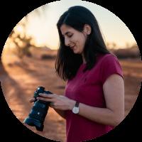Steffi Profilbild rund